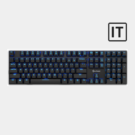 tastiera gaming sharkoon purewriter afk gamer store