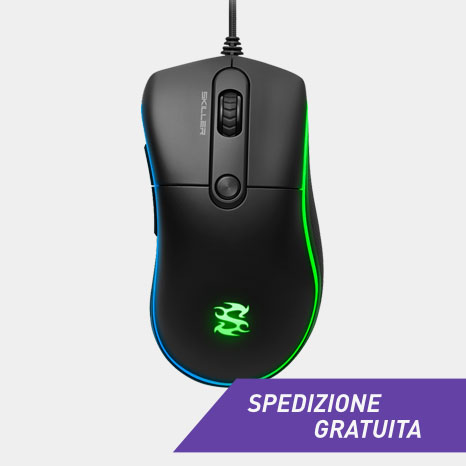 Gaming mouse sharkoon sgm2 afkstore roma