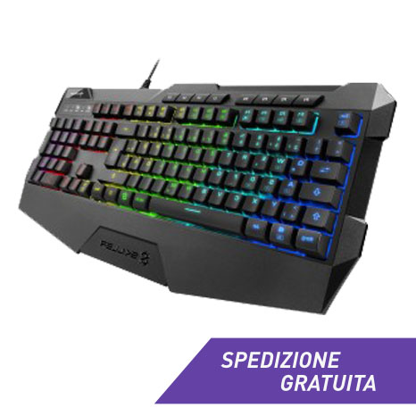 gaming tastiera sharkoon sgk4 afkstore roma