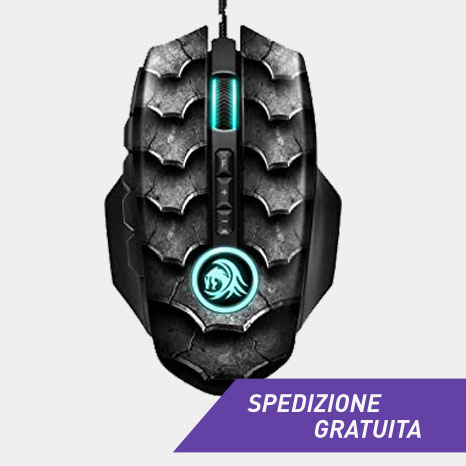 Gaming Mouse Sharkoon Drakonia afkstore roma