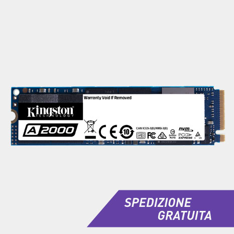 gaming ssd a2000 afkstore roma