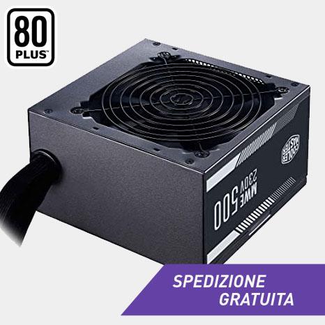 CoolerMaster 500White