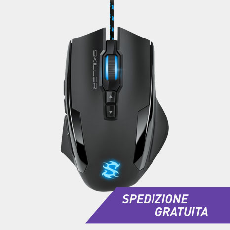 gaming mouse sharkoon sgm1 rgb afkstore roma