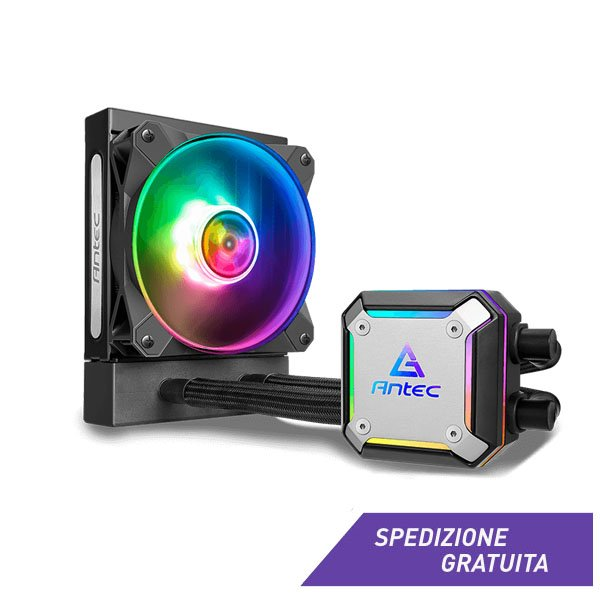 Cooling Dissipatore Antec Neptune120 Afkstore