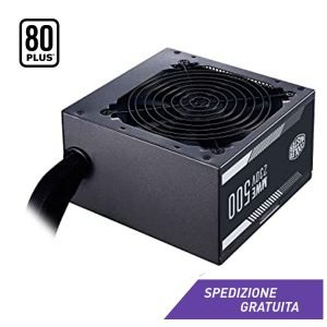 Pc Gaming Alimentatore Mwe500wwhite Afk Store It