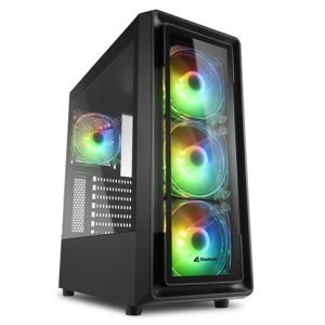 Case Gaming Sharkoon Tk4 Rgb Afkstore It
