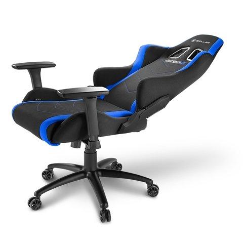 Sedia Gaming Sharkoon Skiller Sgs2 Blu Afkstore It(2)