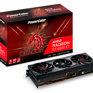 Vga Powercolor Amd Radeon 6800 Xt Afkstore It